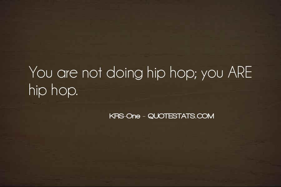Krs One Quotes #1518123