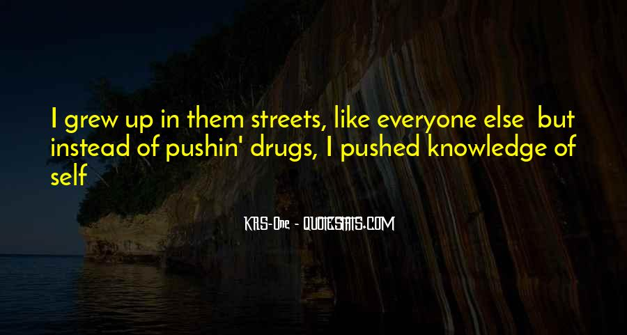 Krs One Quotes #1594426