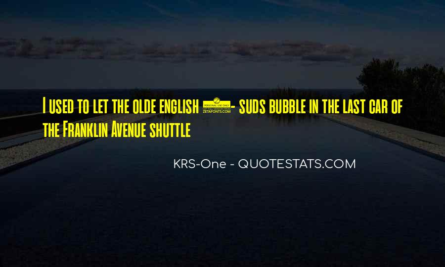 Krs One Quotes #1599558