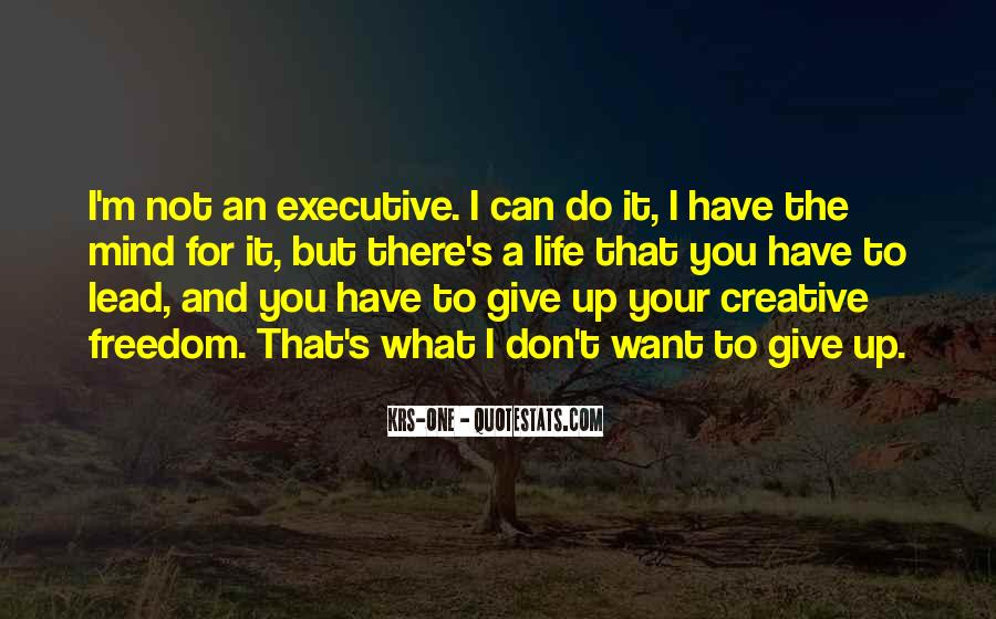 Krs One Quotes #1711836