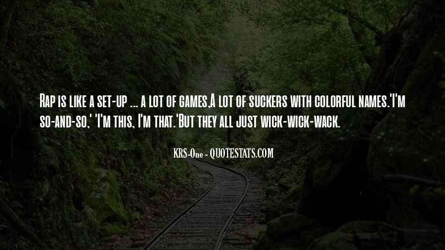 Krs One Quotes #1878839