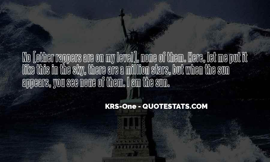 Krs One Quotes #228711
