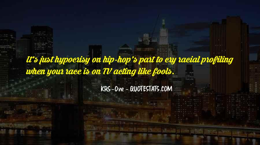 Krs One Quotes #336322