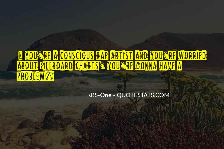 Krs One Quotes #456910