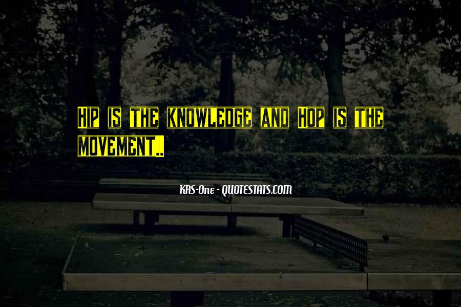 Krs One Quotes #50078