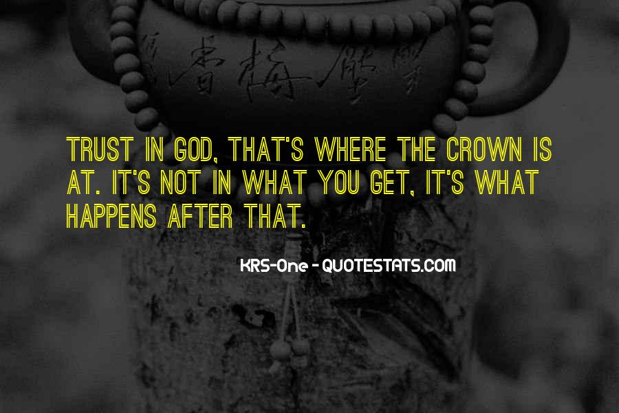Krs One Quotes #521242
