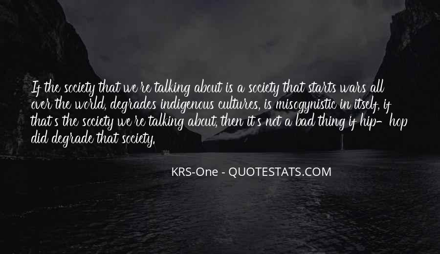 Krs One Quotes #591535