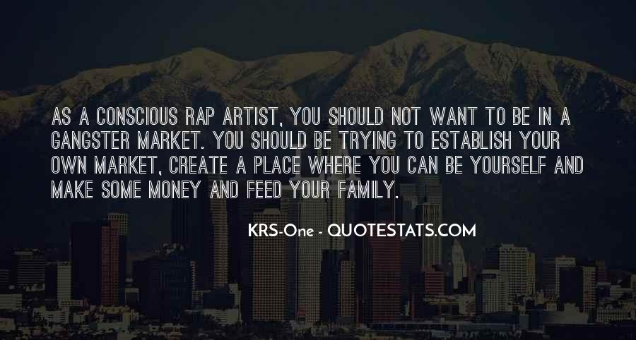 Krs One Quotes #840523
