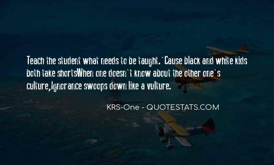 Krs One Quotes #961689