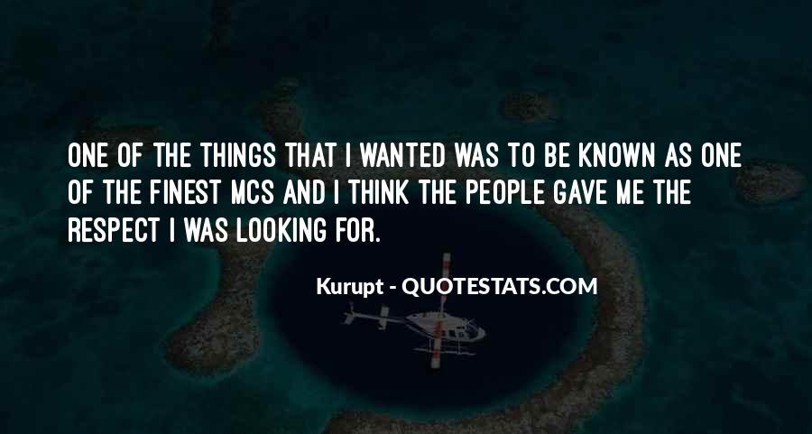 Kurupt Quotes #1518935