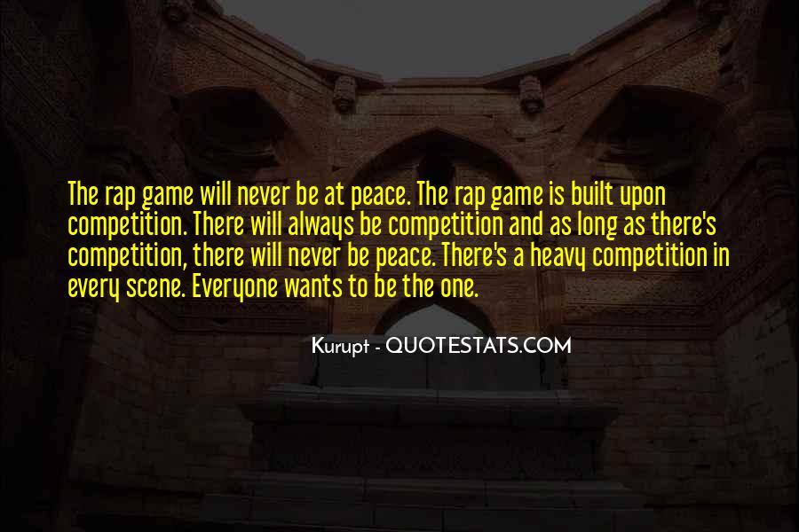 Kurupt Quotes #56234
