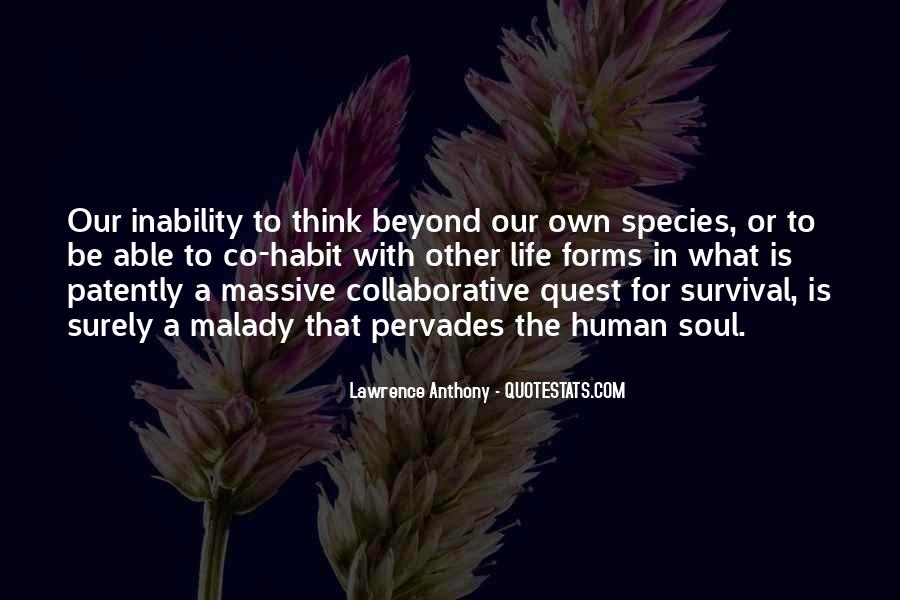 Quotes About Survival In Life #1226853