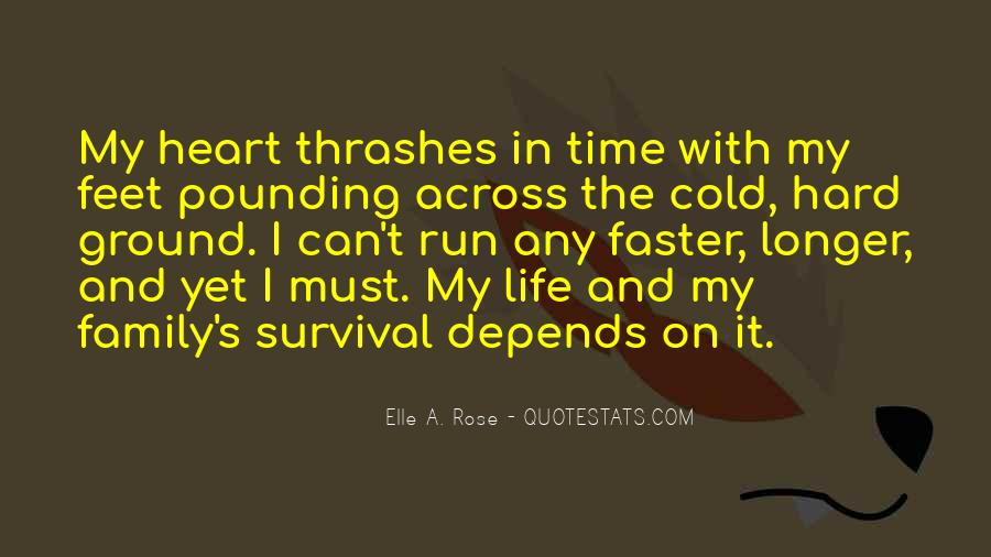 Quotes About Survival In Life #408166
