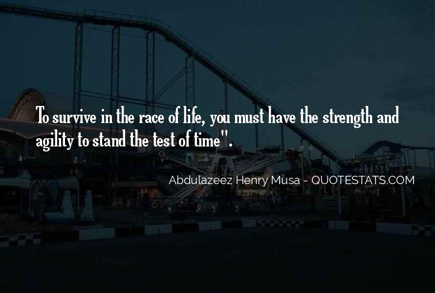 Quotes About Survival In Life #461965