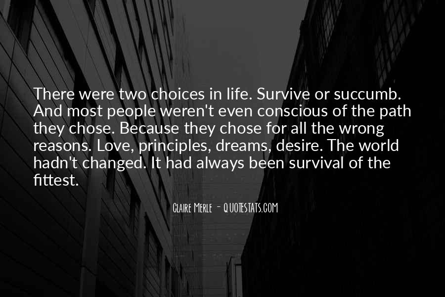 Quotes About Survival In Life #652767