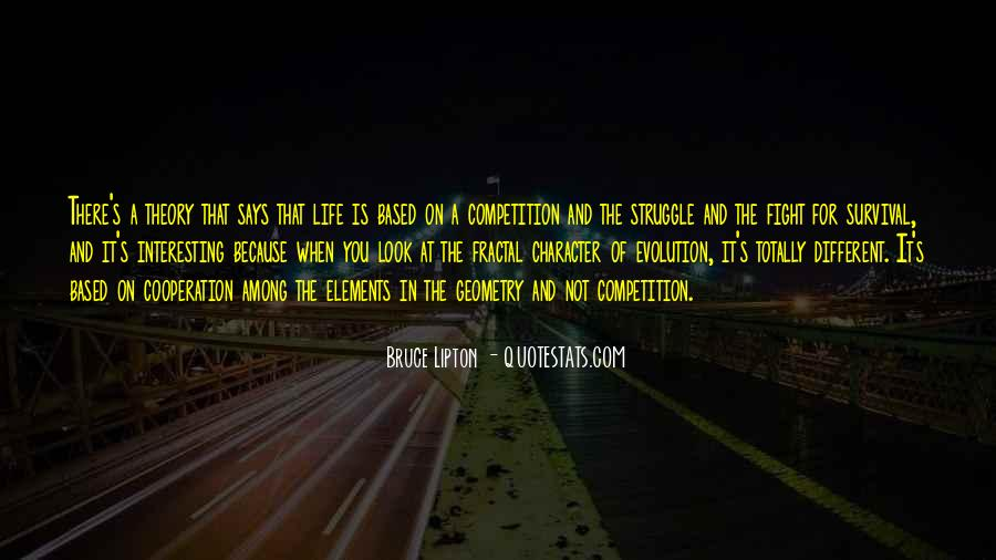Quotes About Survival In Life #664886