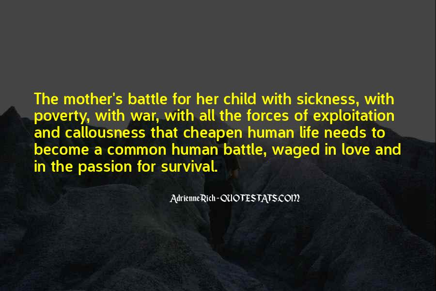 Quotes About Survival In Life #835254