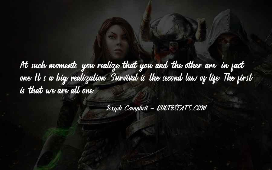 Quotes About Survival In Life #84187