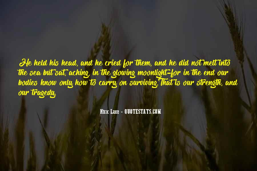 Quotes About Survival In Life #865388