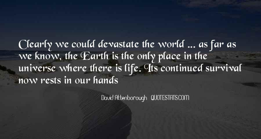 Quotes About Survival In Life #916947