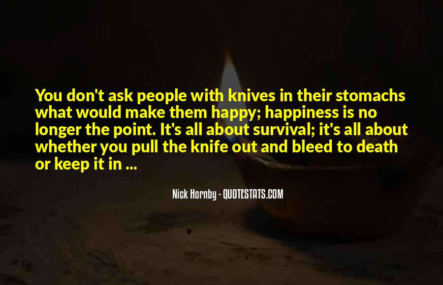 Quotes About Survival In Life #957306