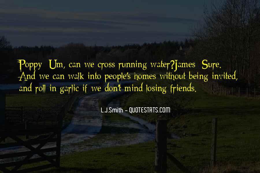 L J Smith Quotes #11543