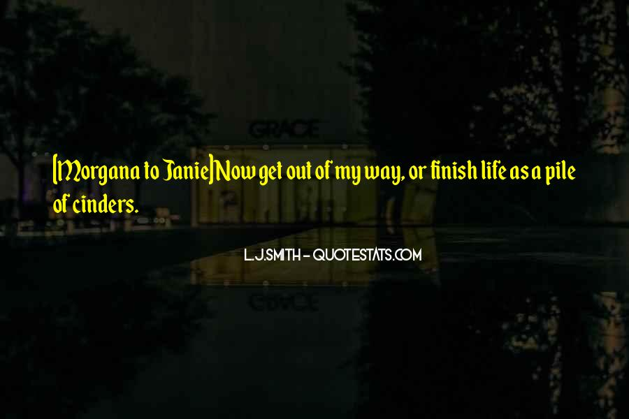 L J Smith Quotes #125625