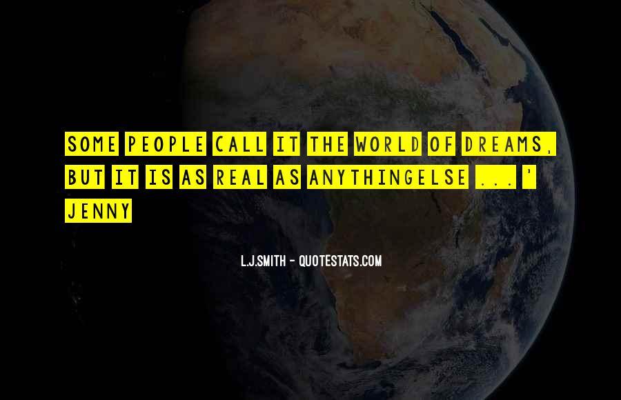 L J Smith Quotes #202353