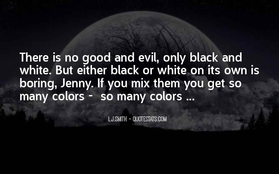 L J Smith Quotes #269730