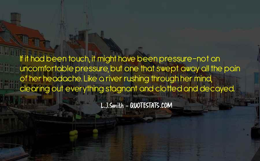 L J Smith Quotes #427289