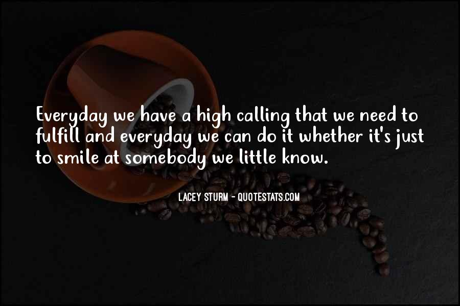 Lacey Mosley Quotes #326935