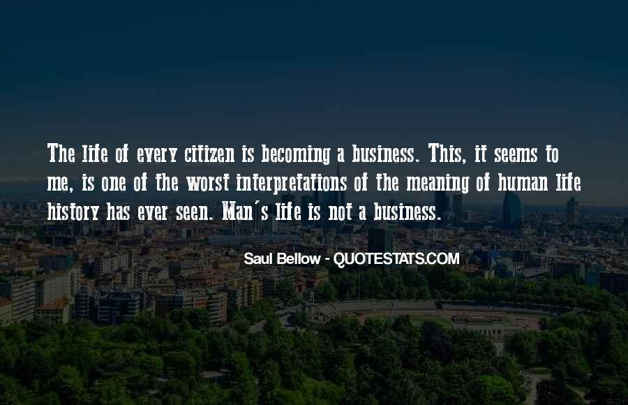 Quotes About History And Its Meaning #107807