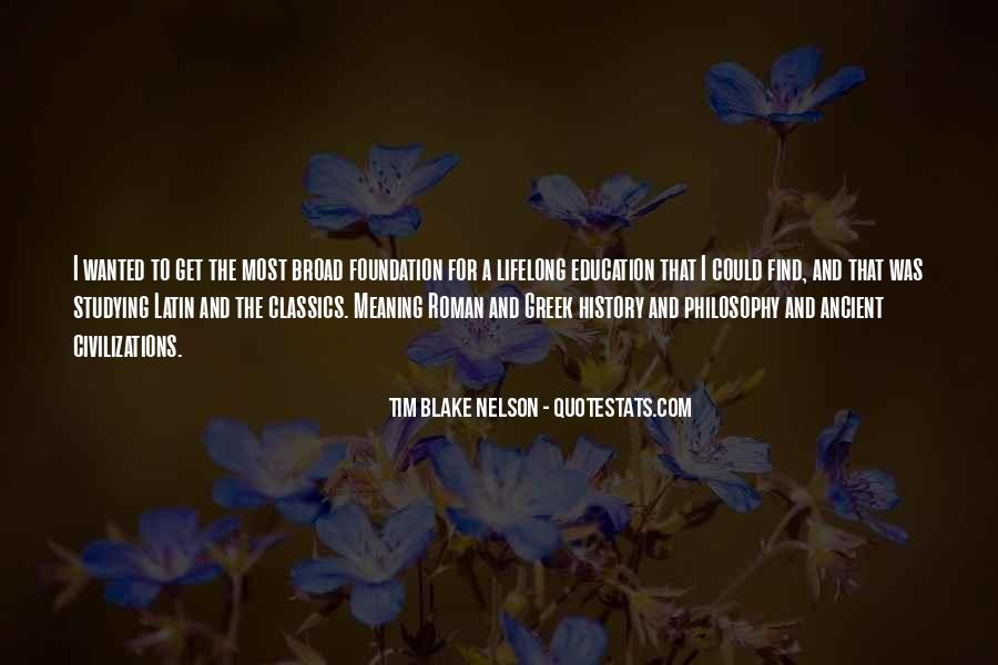 Quotes About History And Its Meaning #175337