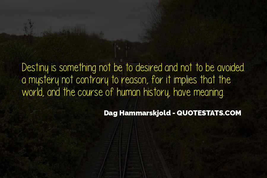 Quotes About History And Its Meaning #328464