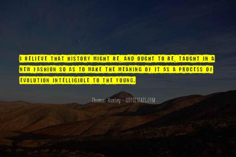 Quotes About History And Its Meaning #378674