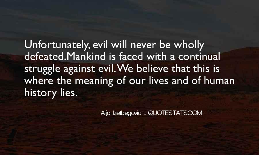 Quotes About History And Its Meaning #452627