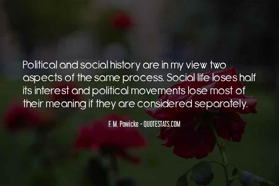 Quotes About History And Its Meaning #472273
