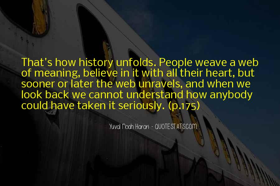 Quotes About History And Its Meaning #510126
