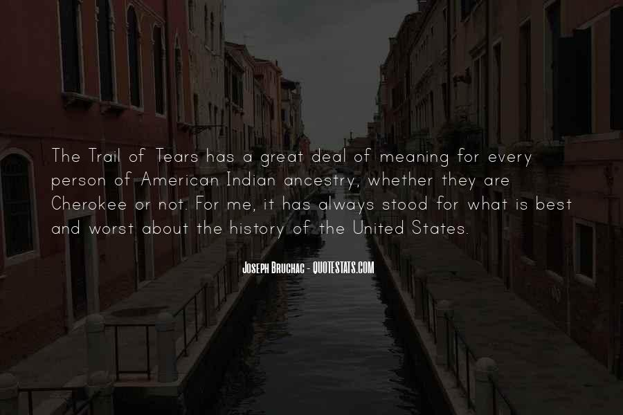Quotes About History And Its Meaning #51609