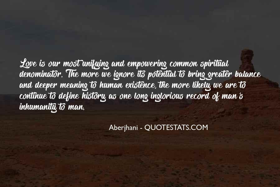 Quotes About History And Its Meaning #738491
