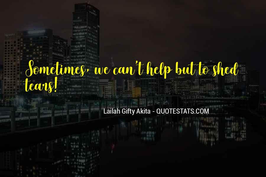 Lailah Gifty Akita Quotes #13350