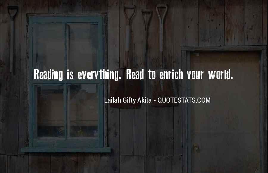Lailah Gifty Akita Quotes #9219