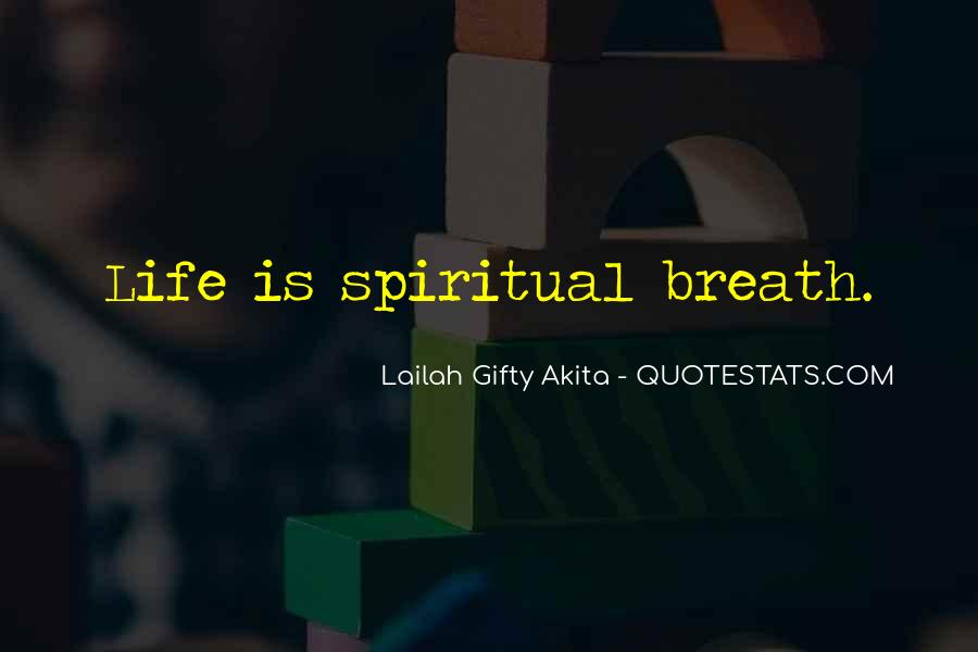 Lailah Gifty Akita Quotes #9250