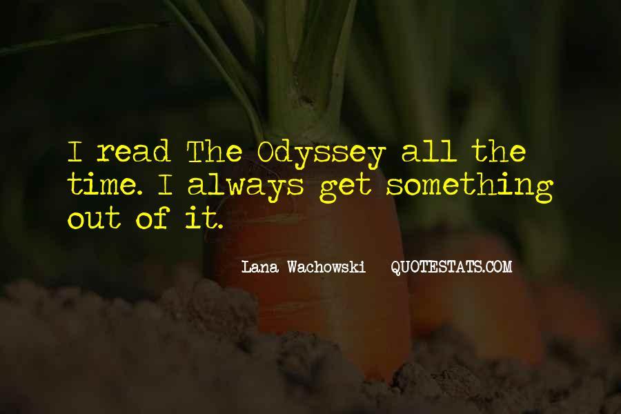 Lana Wachowski Quotes #128210