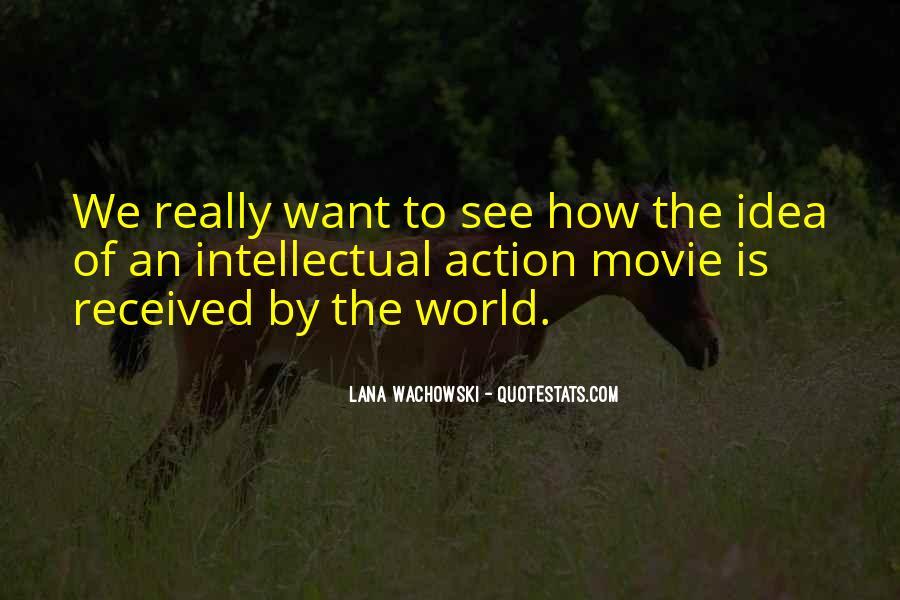 Lana Wachowski Quotes #1356006