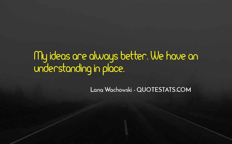 Lana Wachowski Quotes #1487772