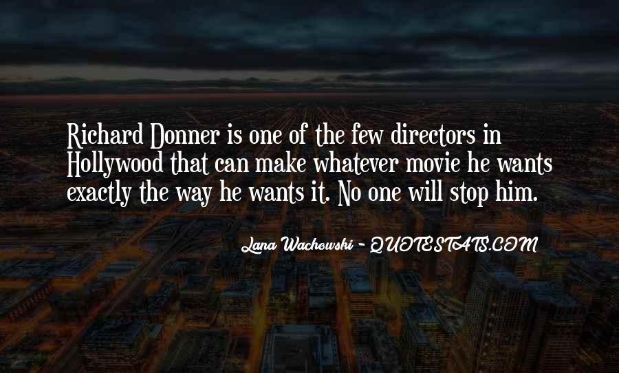 Lana Wachowski Quotes #1692023