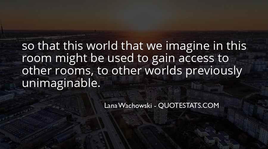 Lana Wachowski Quotes #1830835