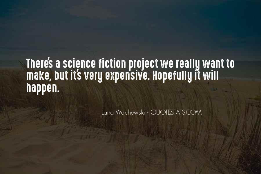 Lana Wachowski Quotes #445035