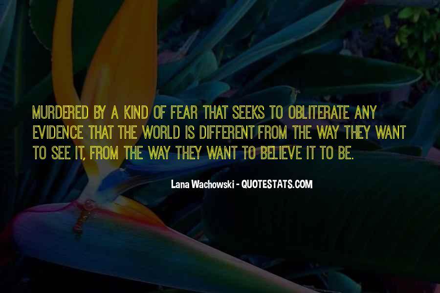 Lana Wachowski Quotes #651598